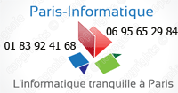 Assistance informatique à domicile à Paris